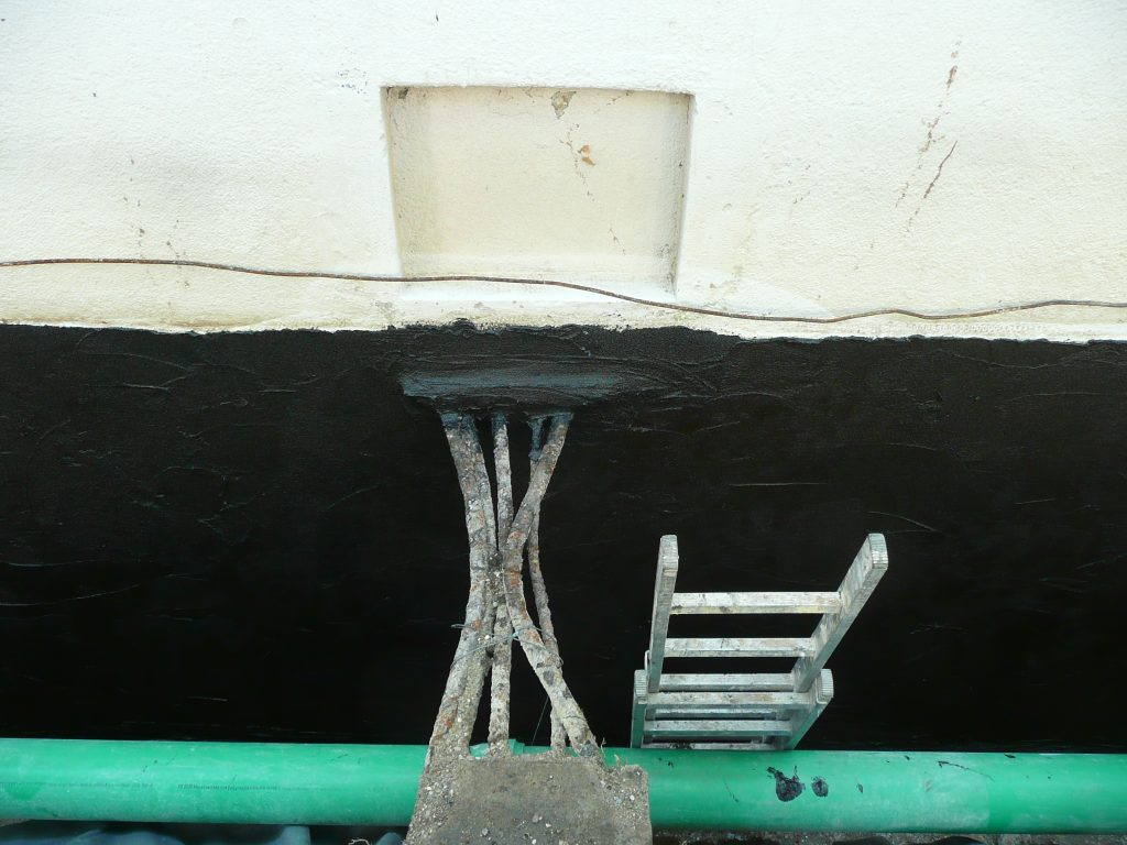 Fachgerechte Sanierung